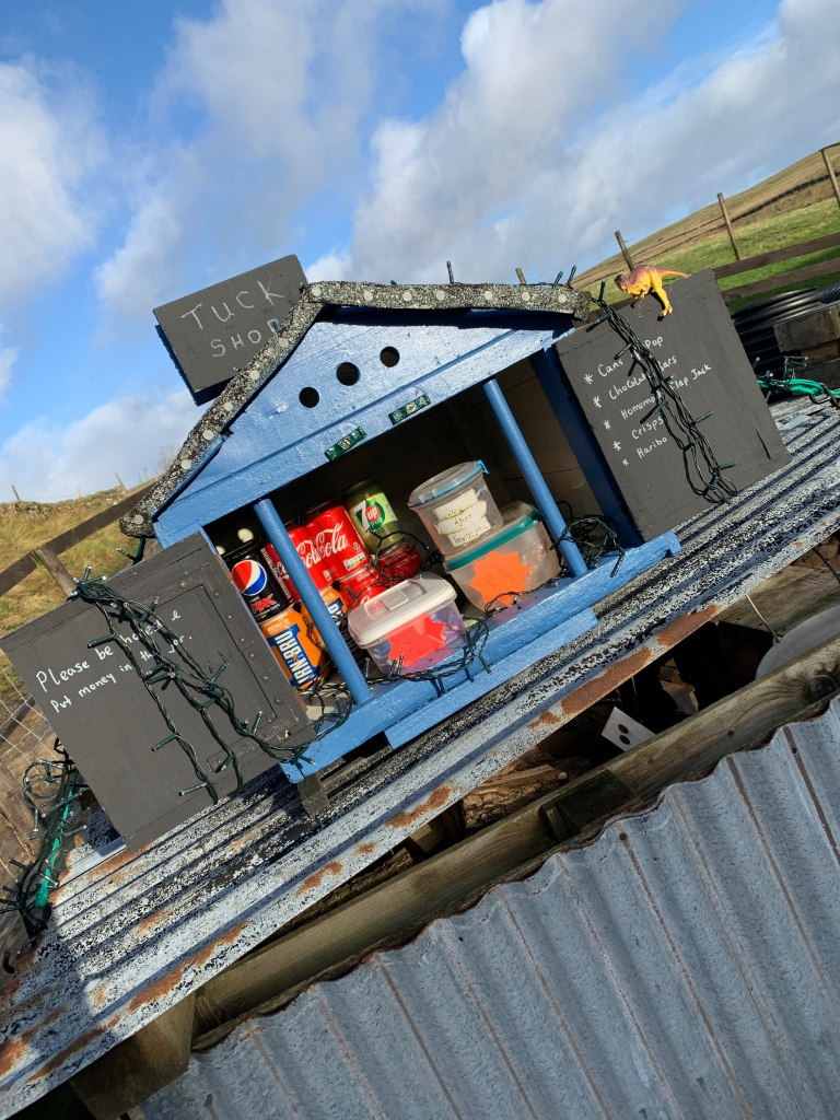 Tuck Shop at Wythes Hill